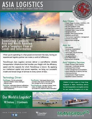 Picture of Asia Logistics
