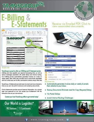 Picture of E-Billing