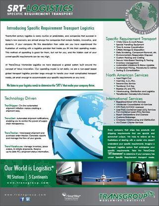 Picture of SRT Logistics