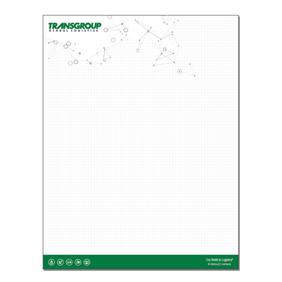 Picture of Notepad Full Size (8.5x11)