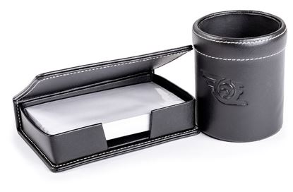 Picture of Leather Desk Set ($20 off!)