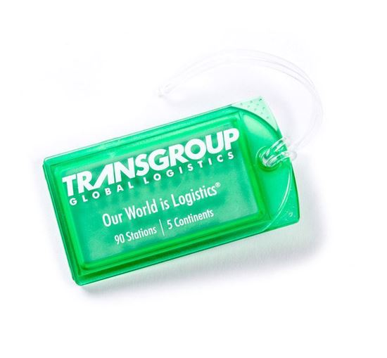 Picture of Luggage Tag - Translucent