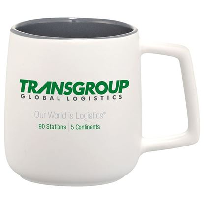 Picture of Ceramic Mug with Matte Finish