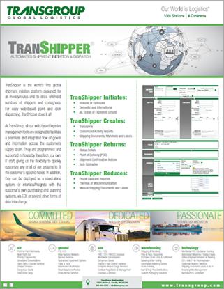 Picture of TranShipper