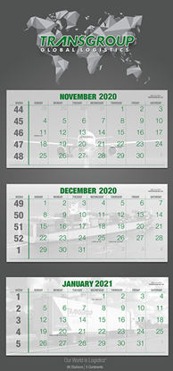 Picture of 2021 Wall Calendar