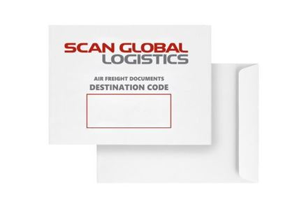 Picture of Air Freight Document Envelope