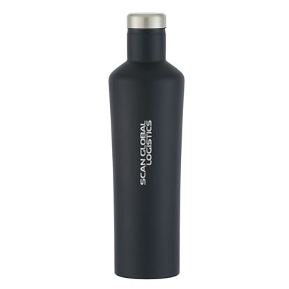 Picture of Stainless Steel Matte Bottle - 18oz