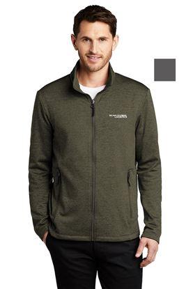 Picture of Fleece Striated Jacket - Mens